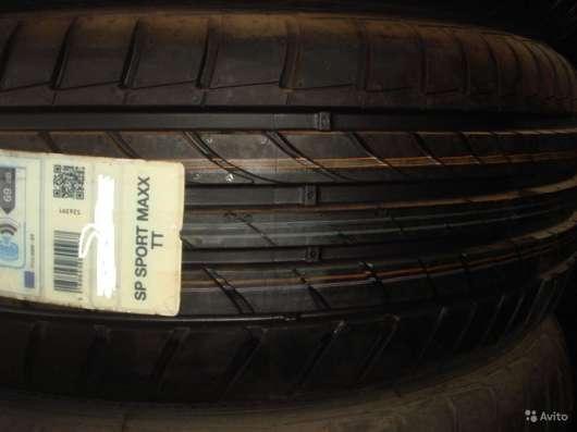 Новые Dunlop 225/40ZR18 SP Sport Maxx TT X
