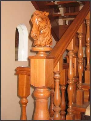 Изготовление лестниц, дверей, окон