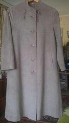 Продам замшевое немецкое пальто в г. Киев Фото 1