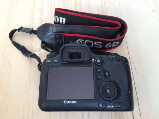 Фотоаппарат Canon 6D в Москве Фото 1