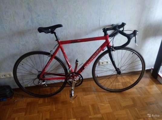 Шоссейный велосипед Rock Machine
