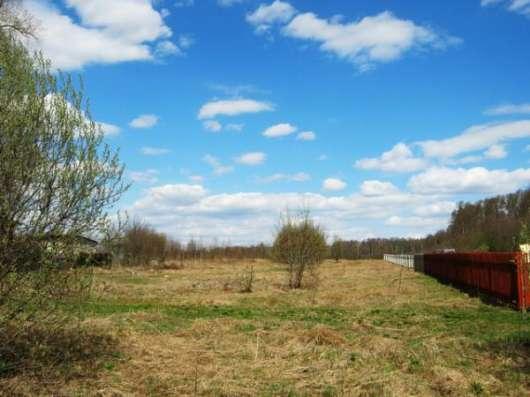 Продается земельный участок 25 соток в деревне Валуево (рядом Бородинское поле)Можайский р-н,110 км от МКАД по Минскому шоссе.