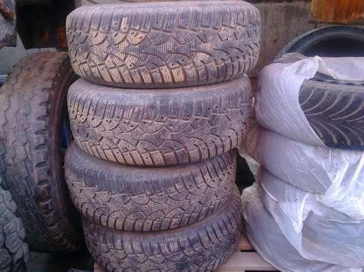 Диски Mercedes r16 ET63, 5x130 с зимней резиной в Челябинске Фото 1