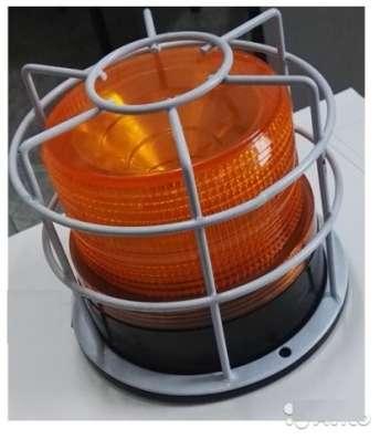 Мигалки (маячки) оранжевые проблесковые