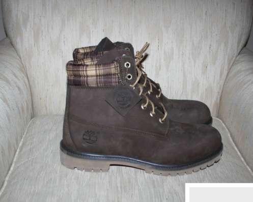 Ботинки 44 и 45 р оригинал Timberland
