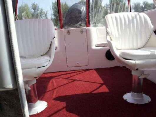 Каютный катер Crosswind 170