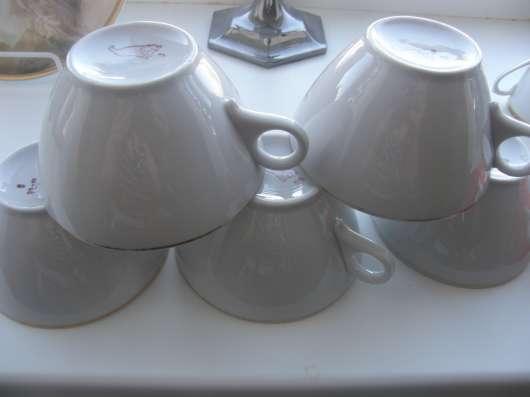 Чашки Дулёво 60 года