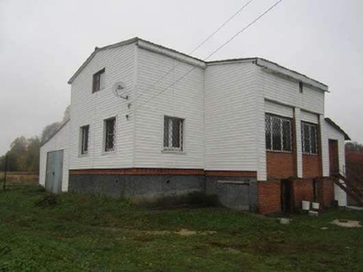 Дом 140 кв. в дер. Лукьяново