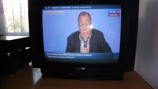 Продам телевизор б. у. в хорошем состоянии в г. Алматы Фото 1