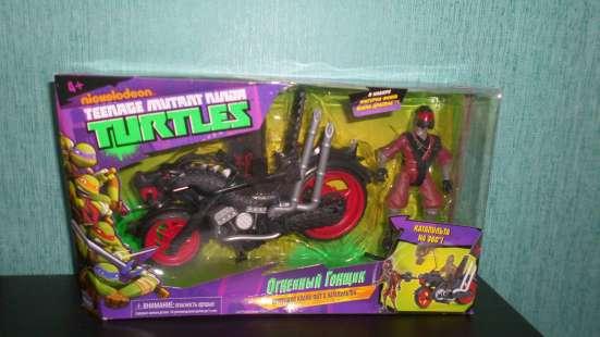 Мотоцикл черепашки ниндзя
