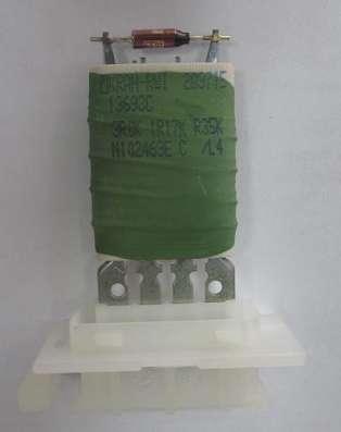 Резистор вентилятора печки N102463E