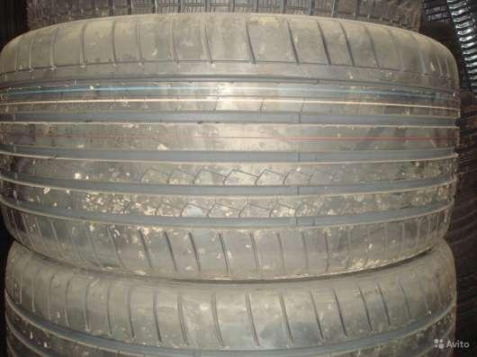 Новые Dunlop 235 50ZR18 Sport Maxx GT MFS XL ROF в Москве Фото 1