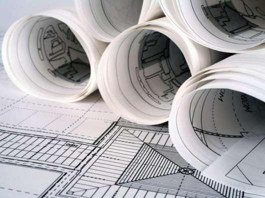 Услуги выполнения проектной документации