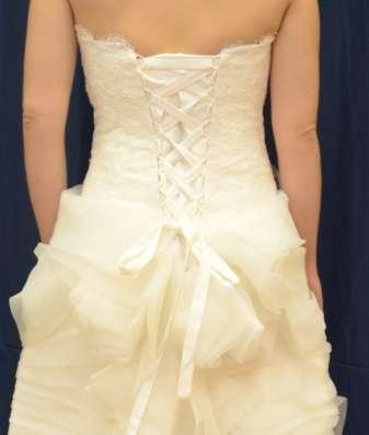 Свадебное платье со шлейфом в Москве Фото 3