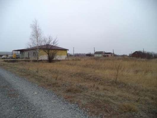 Земельный участок в г. Новый Оскол Белгородской области ул. Жуковского,1