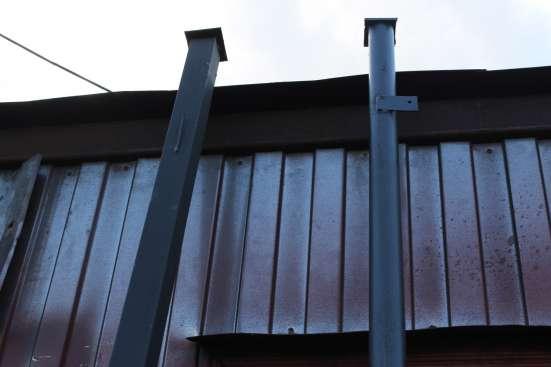 Столбы металлические +Есть система СКИДОК!! С доставкой! в Брянске Фото 2