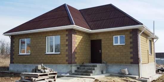 Дом с отделкой под ключ