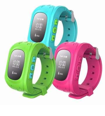 Уникальные детские часы c GPS Babywatch