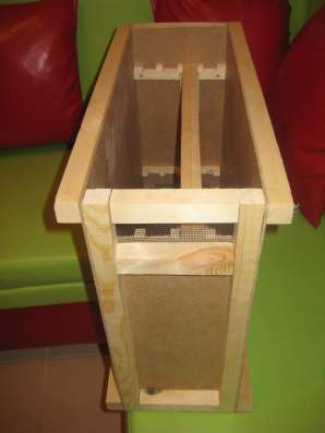 Ящики для пчелопакетов (сдаём в аренду)