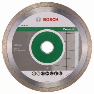 Алмазный отрезной диск 300мм BOSCH