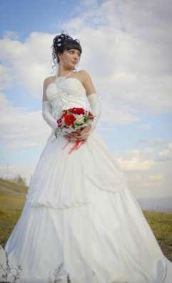 свадебное платье Турция