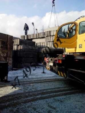 Блоки бетонные ФБС бу, блоки фбс новые с доставкой! в Москве Фото 4