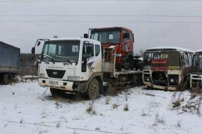 грузовой автомобиль Daewoo Novus