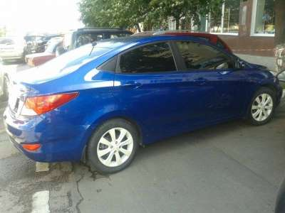 автомобиль Hyundai Solaris, цена 460 000 руб.,в Воронеже Фото 5