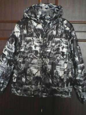 куртка бу д/м-рост-146(38) OLMI осень-весна