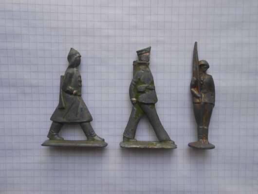 Оловянные солдатики в Москве Фото 1