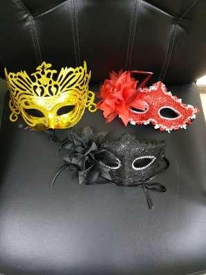 Венецианские маскии в Краснодаре Фото 1
