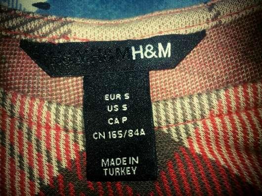 Клетчатая туника H&M