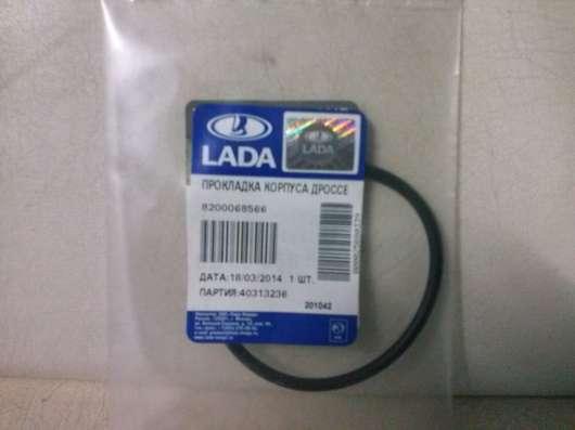 Прокладка дроссельной заслонки Lada Largus 16-кл 8200068566
