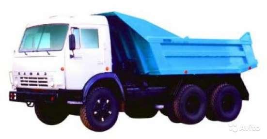 Доставка песка, щебня и других сыпучих грузов
