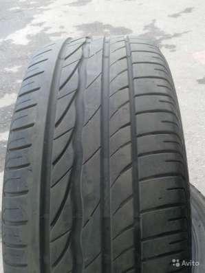 Б/у комплект 225 55 r17 Bridgestone Turanza ER300