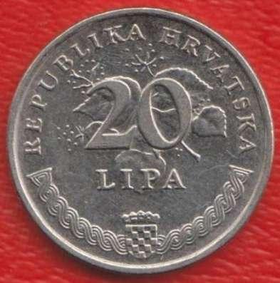 Хорватия 20 лип 1993 г. Олива европейская