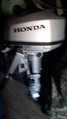 Подвесной матор Honda 5л. с
