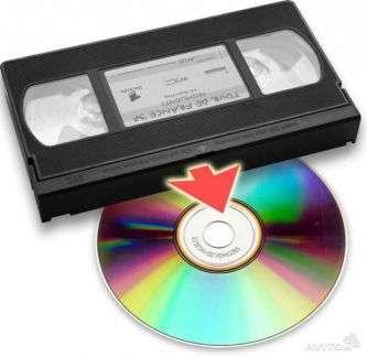 Оцифровка видеокассет 120 руб