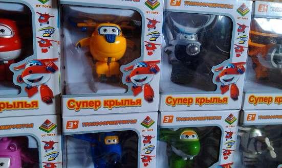 Трансформеры игрушки Робокар Поли и Супер крылья Омск