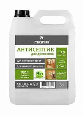 Антисептик-грунтовка для древесины Medera 50 Concentrate