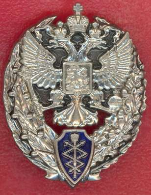 Знак «Спецсвязь ФСО» Служба специальной связи