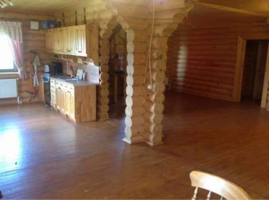 Продается жилой дом в с.Тропарево, Можайского р-на 110 км от МКАД по Минскому шоссе Фото 3