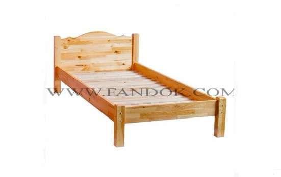 Кровать односпальная Минск, 90 х 200