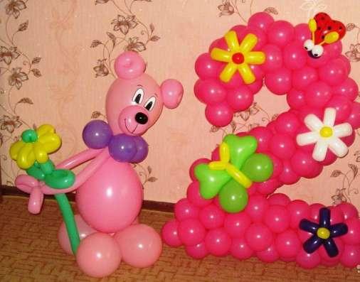 Гелиевые шарики от 30₽ в Краснодаре Фото 3