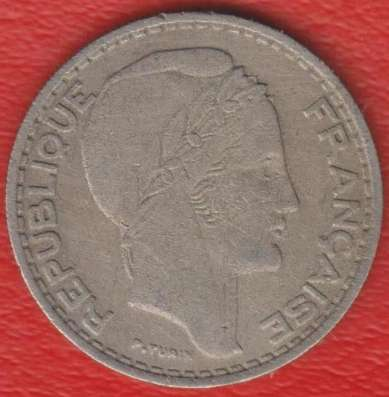 Алжир Французский 50 франков 1949 г