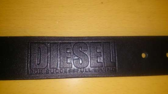 Ремень Diesel в Москве Фото 1