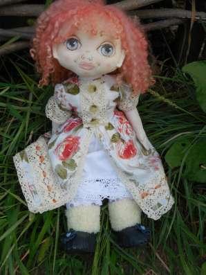 Кукла текстильная Рыжик в Ейске Фото 2