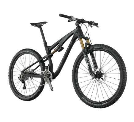 Двухподвесный велосипед scott spark 700 ultimate D