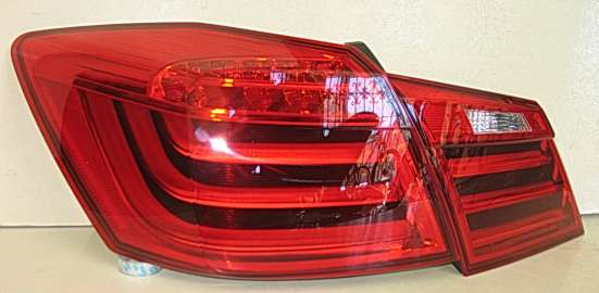 Тюнинг фонари задняя оптика Honda Accord 9 в г. Запорожье Фото 5