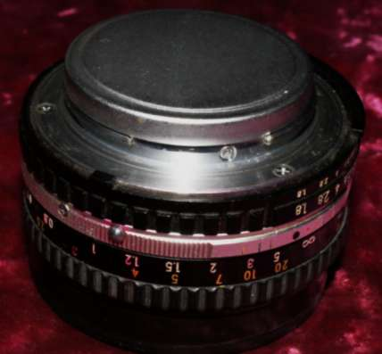 Nikon E F-50mm